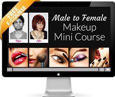 Male to Female Makeup - Free Mini E-Course